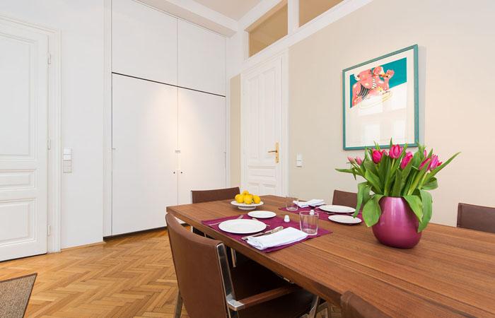 Tischlerei Walter Schöner Wohnen Wohnungseinrichtung 1070 Wien
