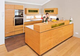 Küche in Asteiche